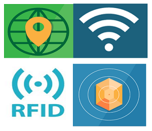Comparing Tracker Technologies (GPS, vs RFID vs Bluetooth vs