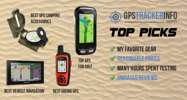 Recommended Gear | GPS Tracker Guide